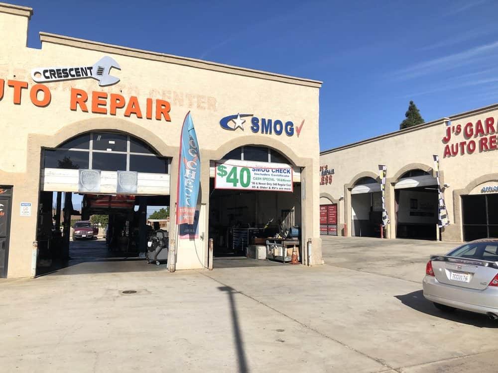 Crescent Auto Repair Smog Check | Smog Location Near Me ...